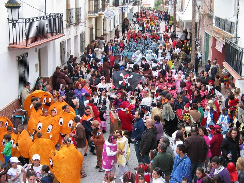 carnaval c�rtama