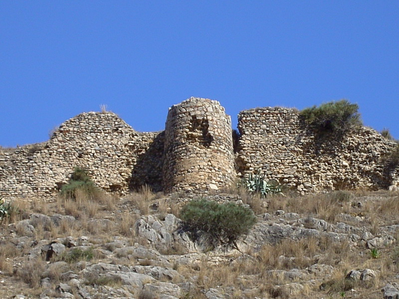 Castillo C�rtama
