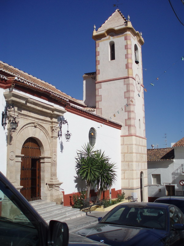 iglesia san pedro c�rtama