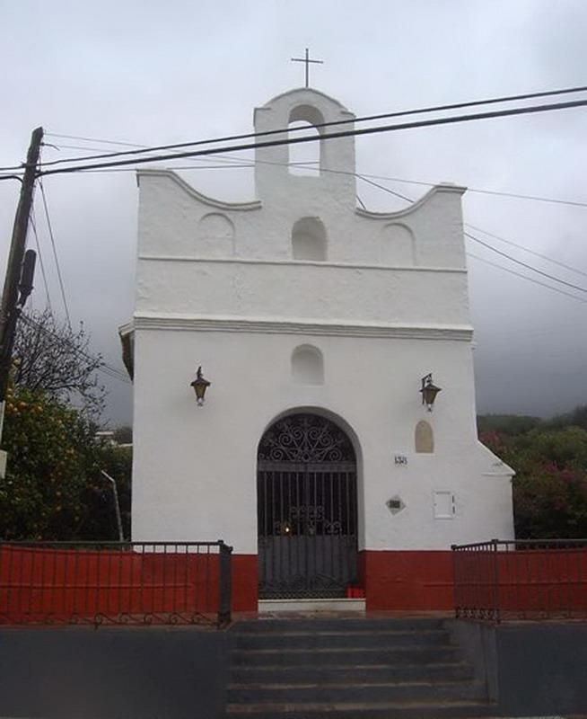 Ermita del Cristo de las Agonías