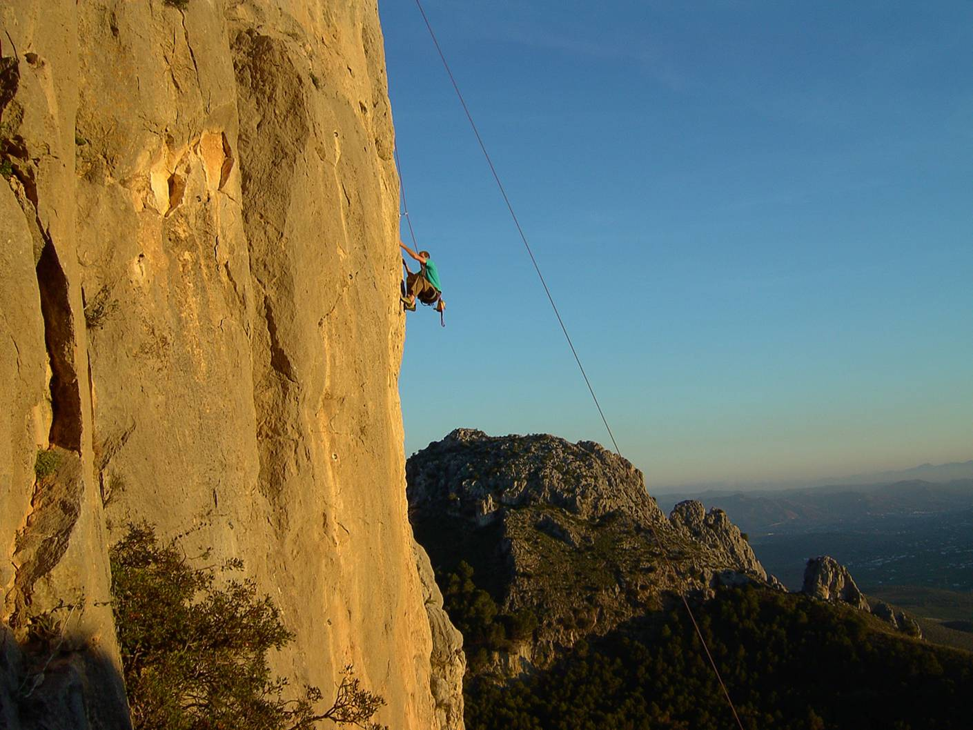 escalada álora