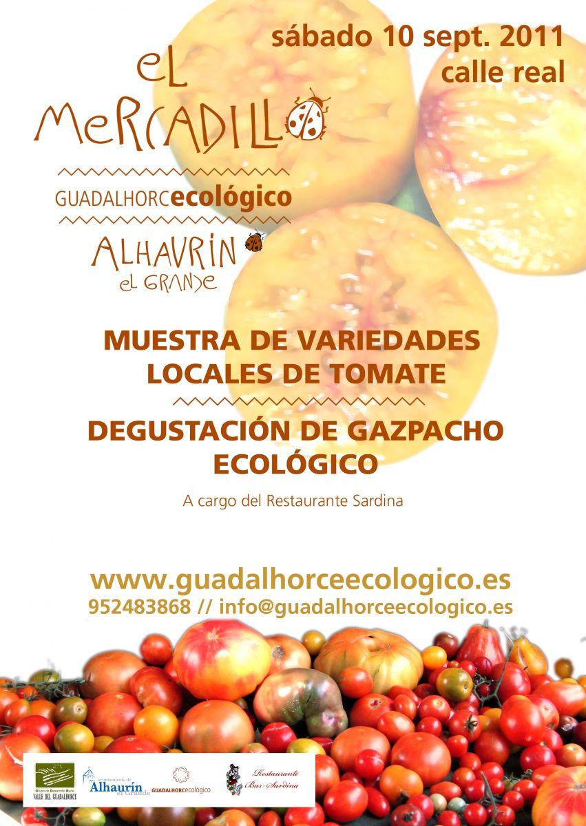 Exposición Tomates Alhaurín el Grande