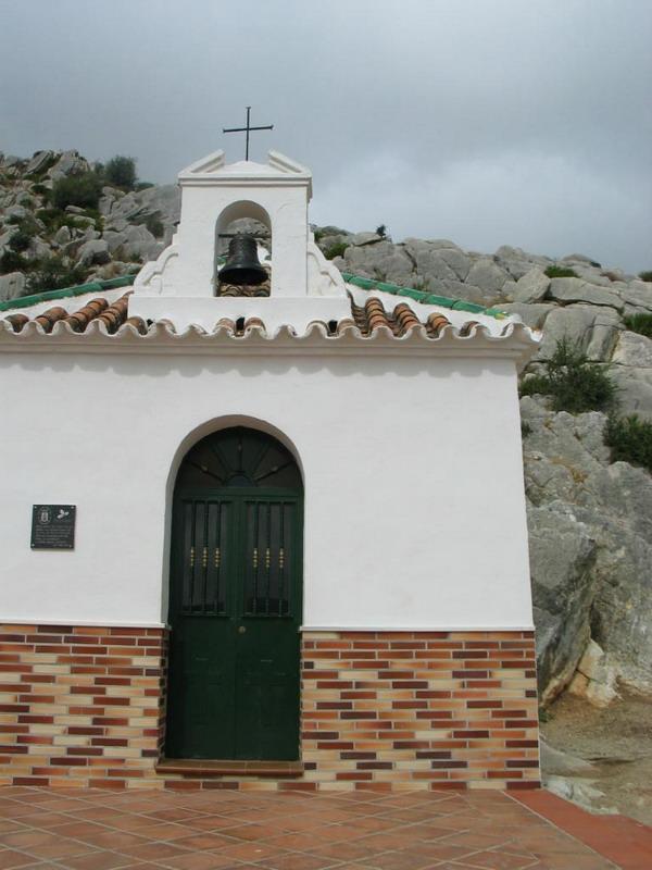 ermita cristo sierra abdalajís