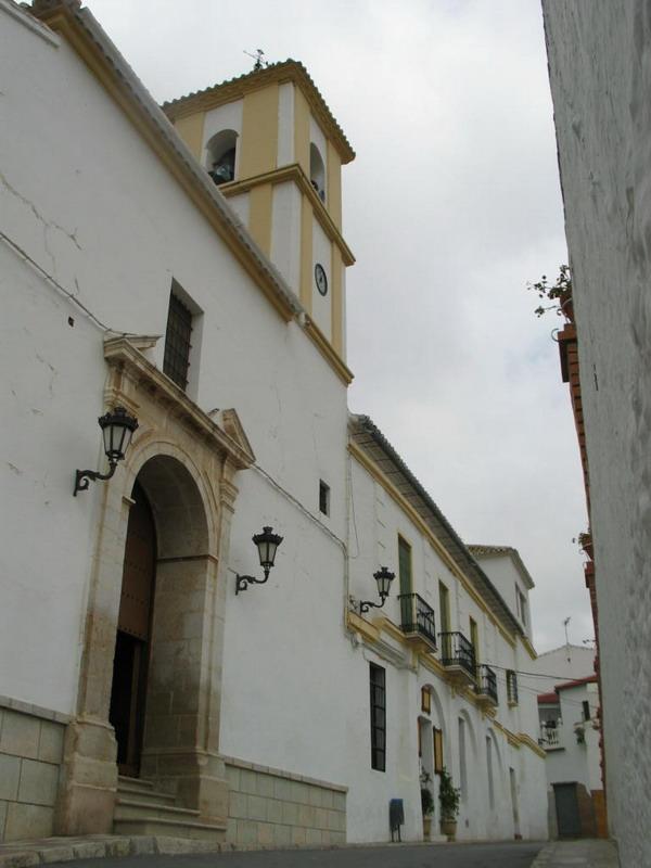 parroquia san lorenzo abdalajís